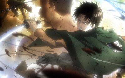 Attack on Titan Feuerroter Pfeil und Bogen Gewinnspiel