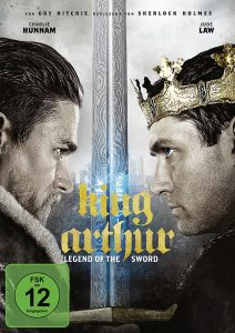 King Arthur Legend of the Sword DVD