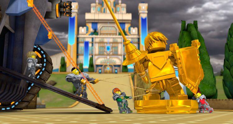 Lego Nexo Knights 4.2