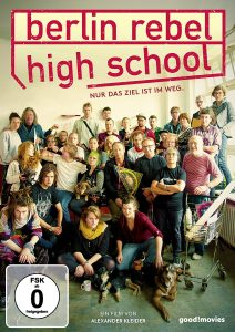Berlin Rebel High School DVD