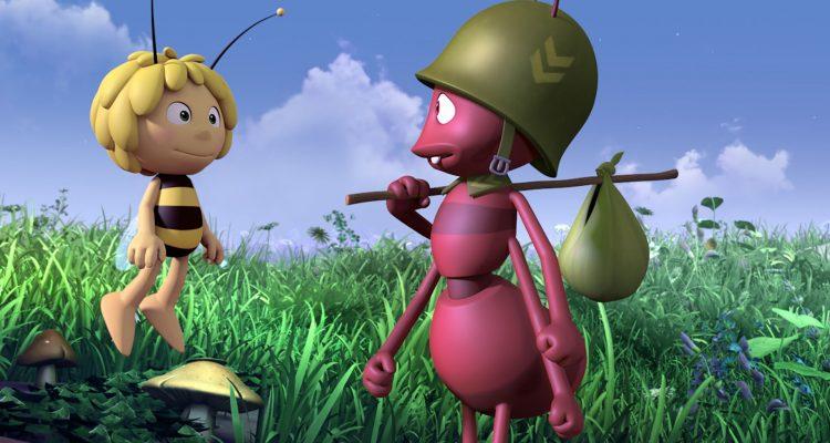 Die Biene Maja Die Wiesenfreunde