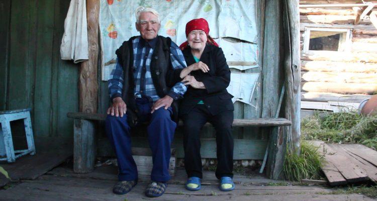 Liebe auf Sibirisch