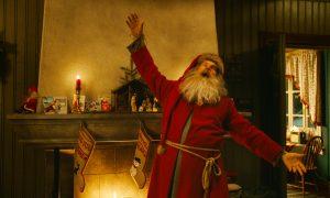 Ploetzlich Santa