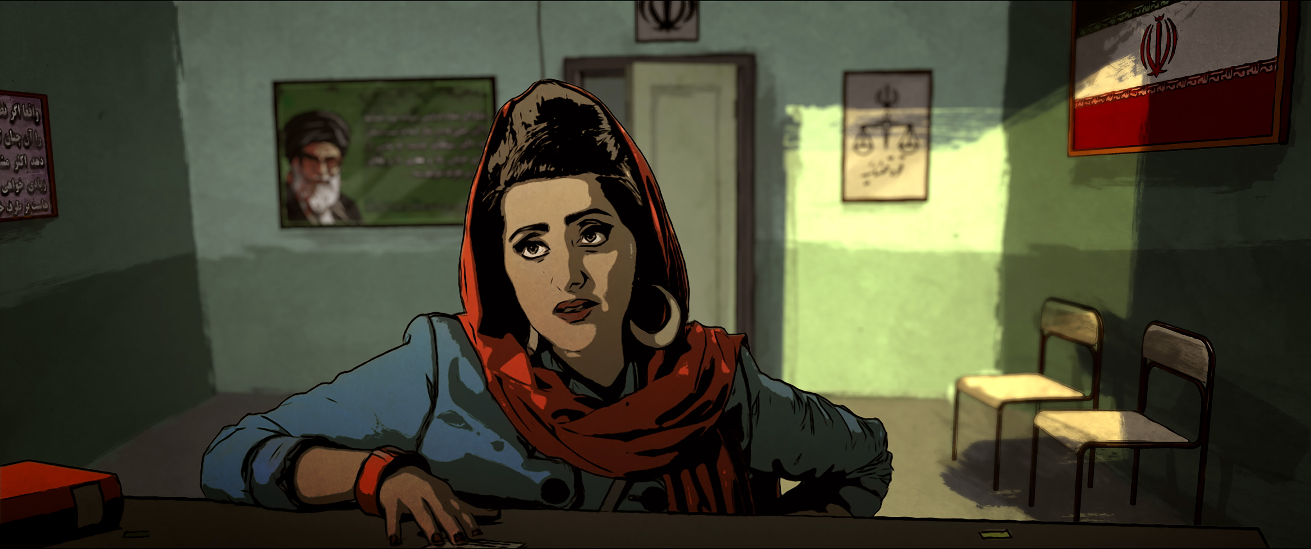 Teheran Tabu Film