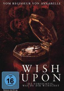 Wish Upon DVD