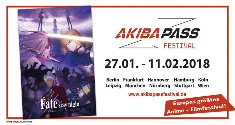 Akiba Pass Festival 2018