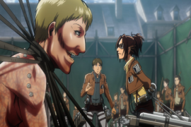 Attack on Titan - Staffel 1 (2013)