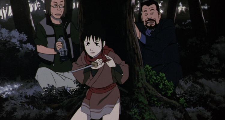 Millennium Actress Anime Special