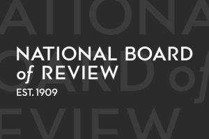 National Board of Review Logo