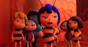Die Biene Maja Die Honigspiele