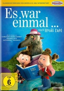 Es war einmal nach Roald Dahl DVD