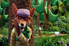 In the Forest of Huckybucky
