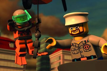 Lego City Mini Movies