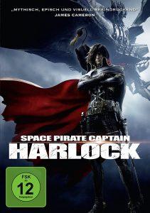 Space Pirate Captain Harlock 2013