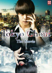 Tokyo Ghoul deutsches Plakat