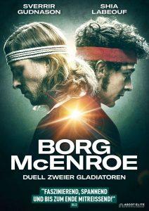 Borg McEnroe DVD