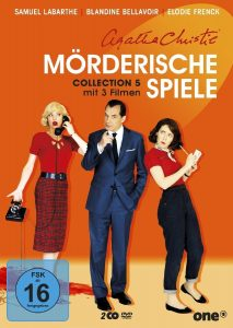 Agatha Christie Moerderische Spiele Vol 5