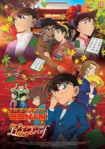 Detektiv Conan 21 Der purpurrote Liebesbrief