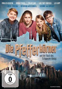 Die Pfefferkoerner und der Fluch des Schwarzen Koenigs DVD