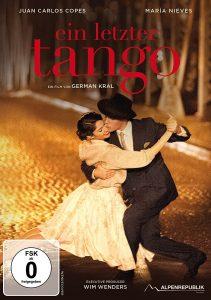 Ein letzter Tango DVD
