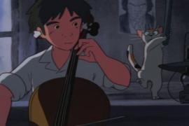 Goshu, der Cellist (1982)
