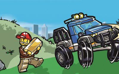 Lego City 20 Bergpolizei