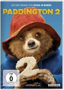 Paddington 2 DVD
