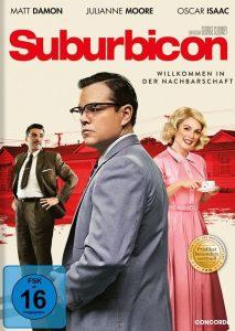 Suburbicon DVD