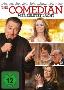 The Comedian DVD