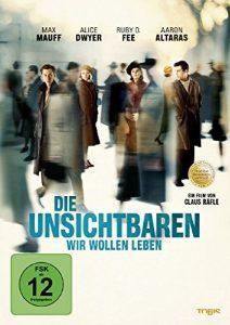Die Unsichtbaren DVD