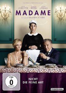 Madame DVD