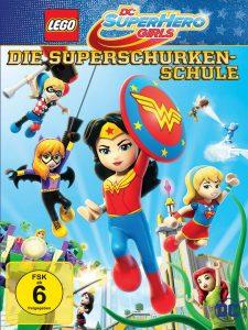 DC Super Hero Girls Die Superschurken Schule