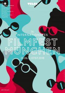 Filmfest Muenchen 2018 Plakat