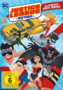 Justice League Action Staffel 1