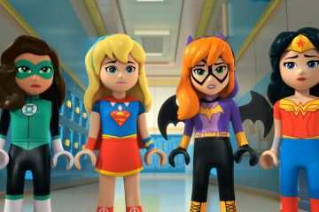 Lego DC Super Hero Girls Die Superschurkenschule