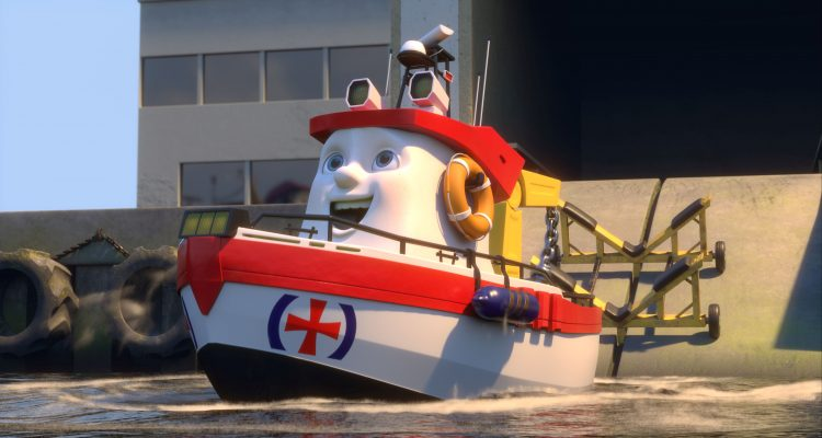 Elias Das kleine Rettungboot