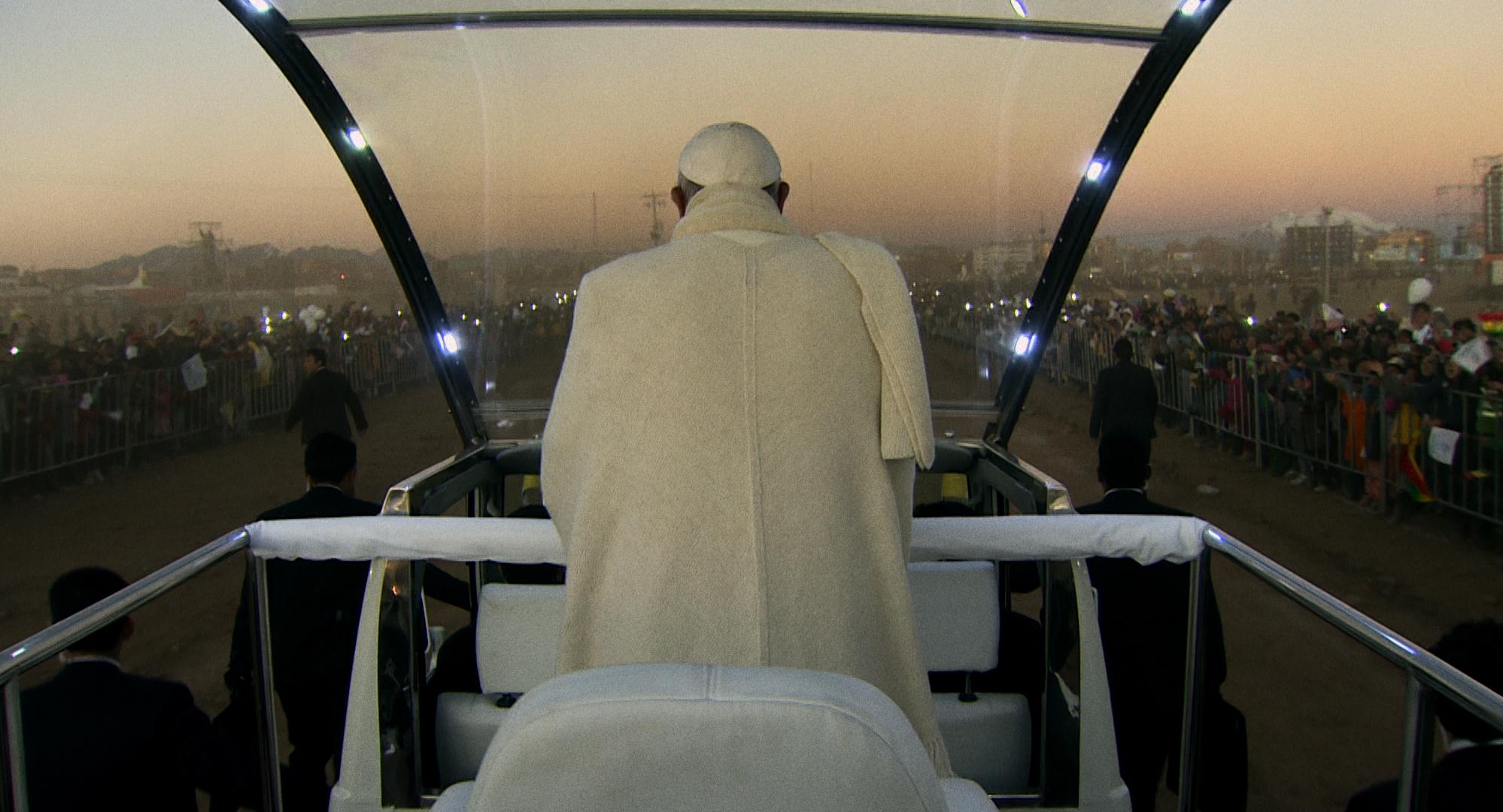 Film Papst Franziskus
