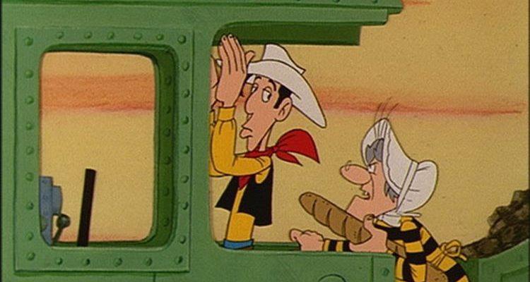 Lucky Luke Das grosse Abenteuer
