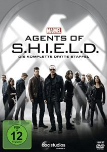Marvel Agents of SHIELD Staffel 3