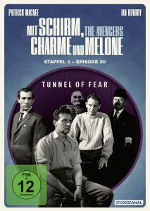 Mit Schirm Charme und Melone Tunnel of Fear