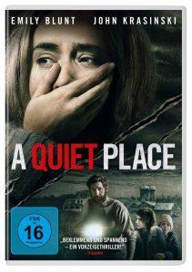 A Quiet Place DVD