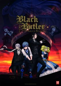 Black Butler Book of Atlantis