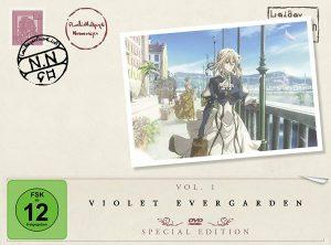 Violet Evergarden Vol 1