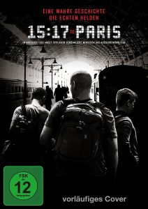 15 17 to Paris DVD