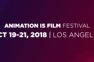 Animation Is Film 2018
