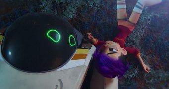 Das Maedchen und ihr Roboter