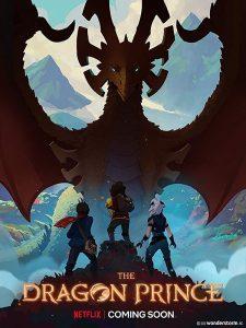 Der Prinz der Drachen Netflix Dragon Prince
