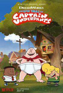 Die Abenteuer des Captain Underpants Netflix
