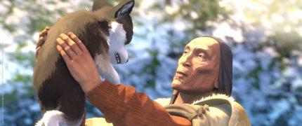 Die Abenteuer von Wolfsblut White Fang Jack London