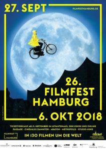 26. FILMFEST HAMBURG 27. SEPT 6. OKT 2018